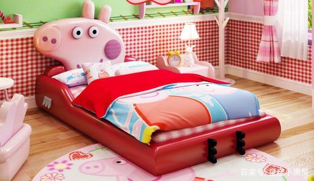 各类漂亮的儿童床,快给小朋友选一下吧