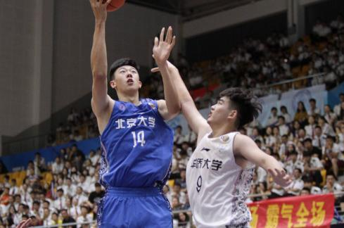 CUBA:北京大学夺得冠军-新华网体育