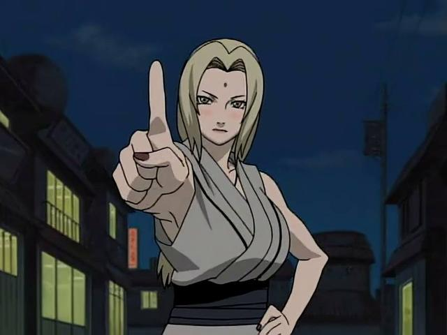 火影忍者:身材最好的5位高颜值女神,最后一位让人每晚睡不好!