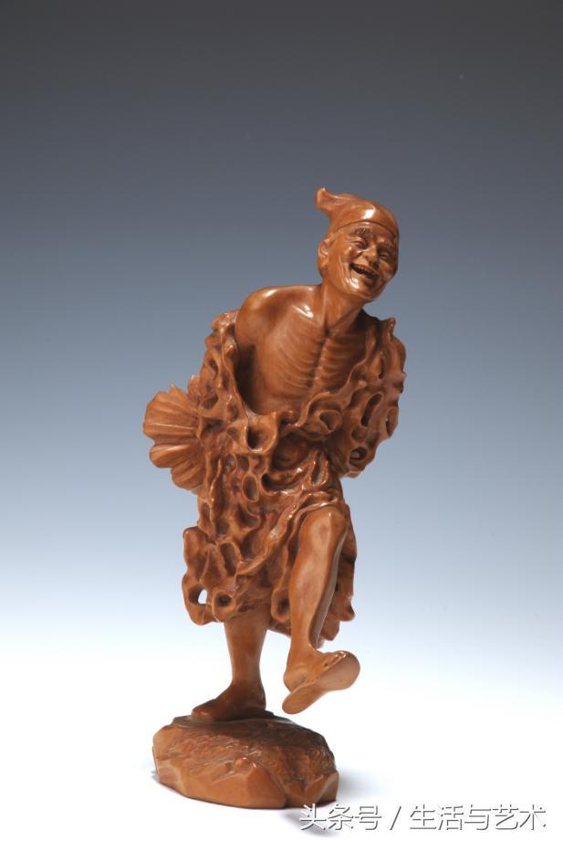 黄杨木雕大师高公博作品大赏,妙极了!
