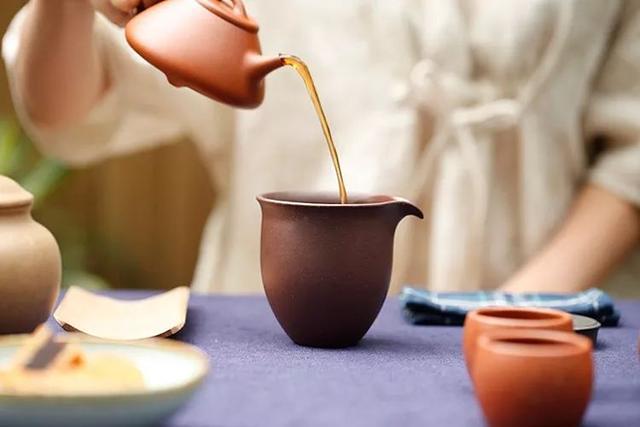 茶具画图片大全图片