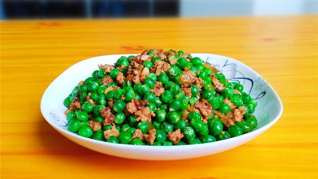 干青豆怎么做好吃
