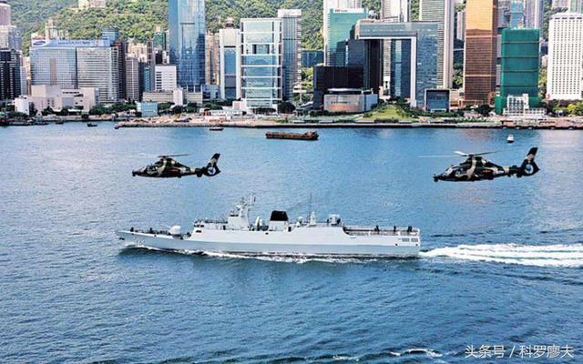 054型护卫舰图片