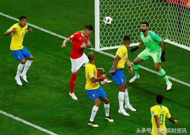 巴西瑞士世界杯预测