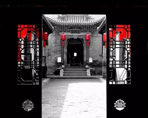 这是中华符号,中国元素,文化的精髓
