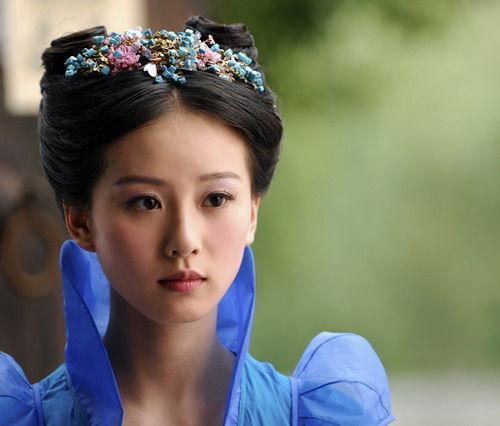 刘诗诗古装图片壁纸-美女壁纸-高清美女图片-娟娟壁纸