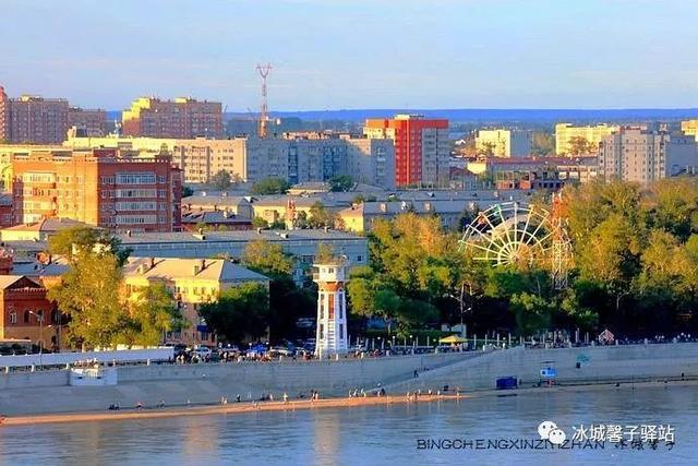 远东俄罗斯 - 布拉戈维申斯克市