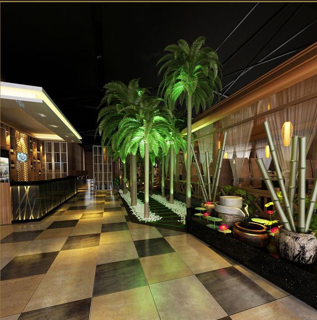 十佳主题餐厅装饰设计方案推荐,中式餐厅... _|餐饮空间形象塑造