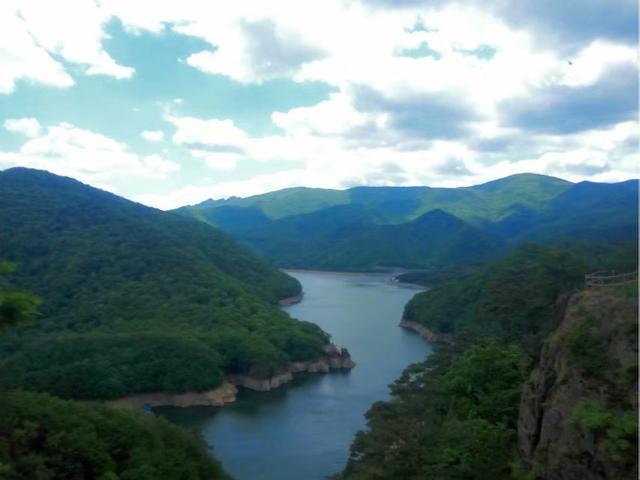 关山湖景区