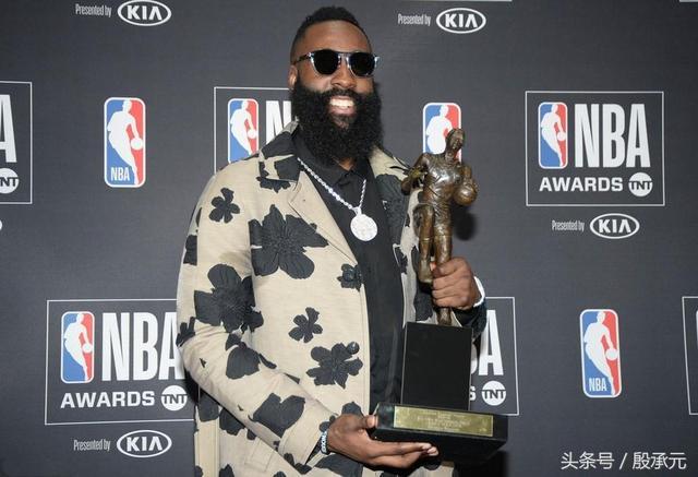 深度分析威斯布鲁克成NBA历史首人为什么不是本赛季MVP