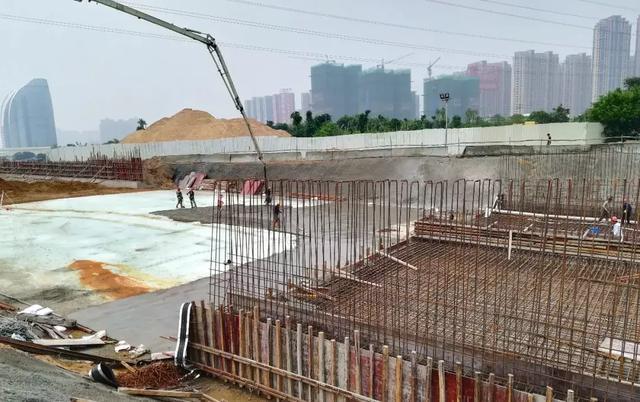 福州浦上大桥防眩板 多处破损已修复