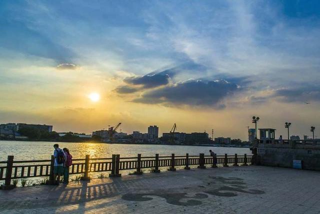 拍摄广州塔的最佳角度