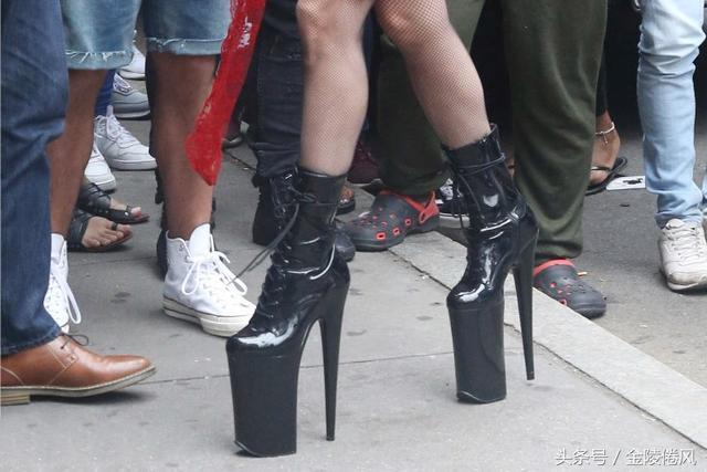 七厘米高跟鞋