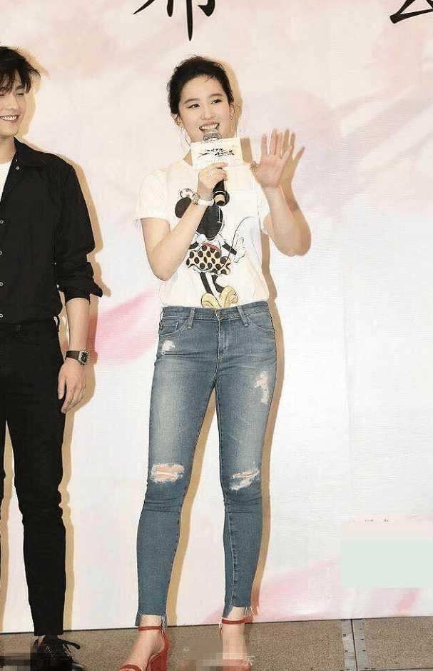 劉亦菲跳舞合集