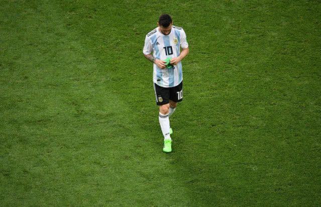 最好的搭档!迪马利亚选梅西 14年无缘世界杯决赛是最深的痛