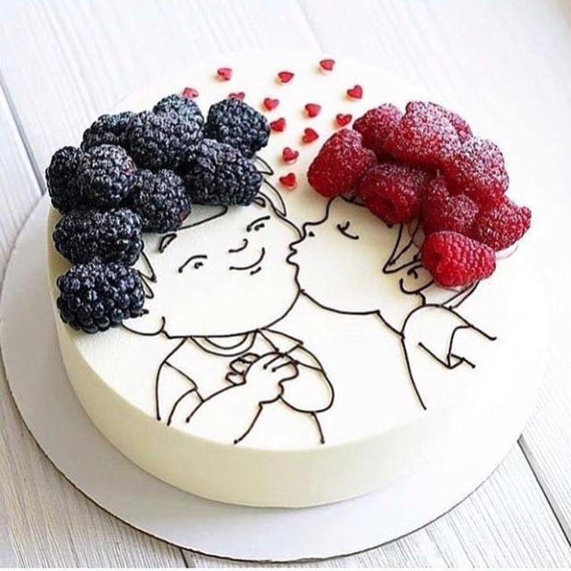 """國外蛋糕師參賽作品!這才是真正的""""網紅蛋糕"""" 快來看看吧!"""