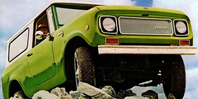 推荐10大最值得购买的越野车,10款高性能越野车!