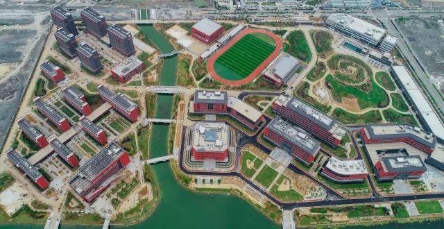 宁波诺丁汉大学地图