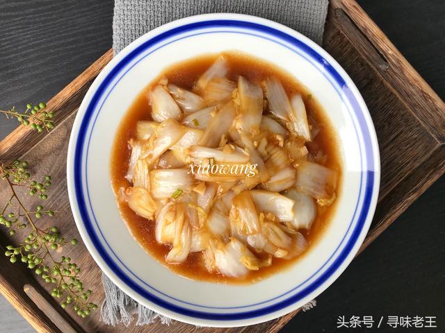 醋溜粉条白菜的做法_菜谱_豆果美食