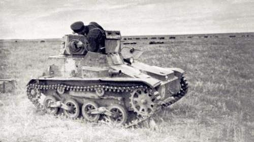 """""""小豆坦克""""战场上发挥大作用?全世界唯一保存完好的... _腾讯网"""