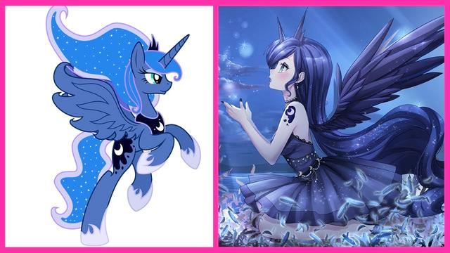 小马宝莉:公主怕弄脏自己的礼服,居然骑在了紫悦身上,真搞笑!