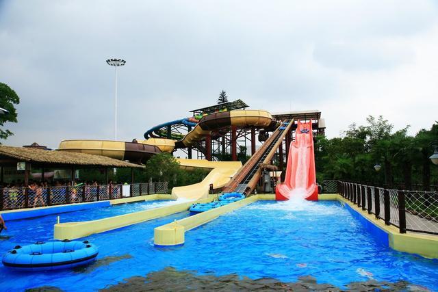 盘点杭州周边值得一去的水上乐园!这个周末去清爽一下吧!