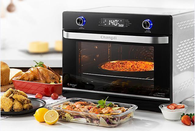 烤箱常用符號圖解