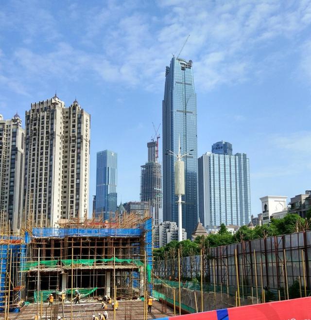 南宁400米地标建筑、世界500强企业聚集地、409㎡高端写字楼