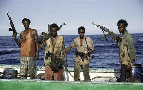 海军护航真的能遇上海盗吗