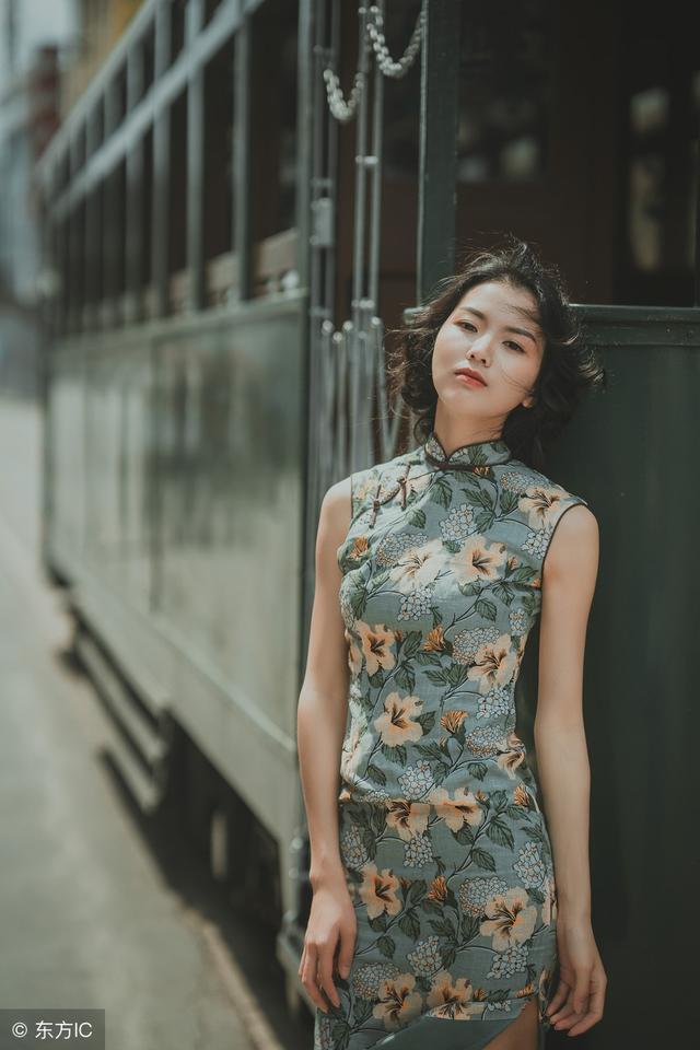 旗袍裙開叉縫制教程