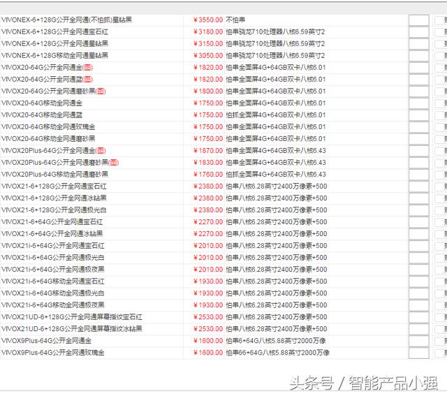 2000万柔光双摄!vivo X9s系列发布,2698元起售