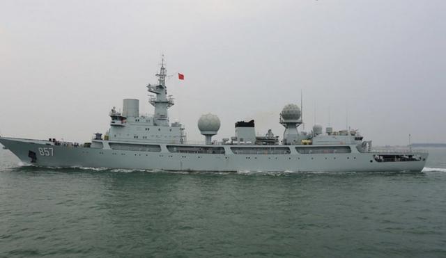 侦察船图片