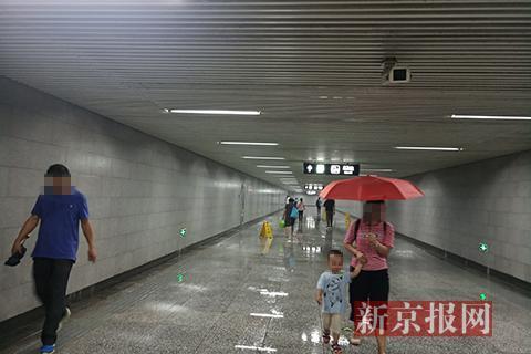 北京霍营地铁站平面图
