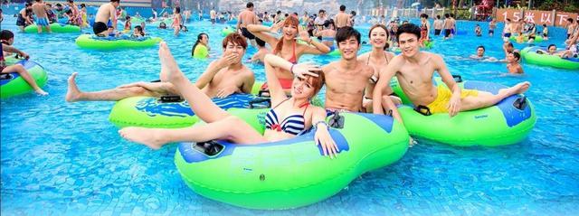 玩水正当时!上海及周边6家水上乐园嗨起来