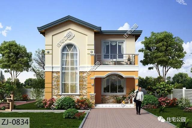 50平方米宅基地设计图