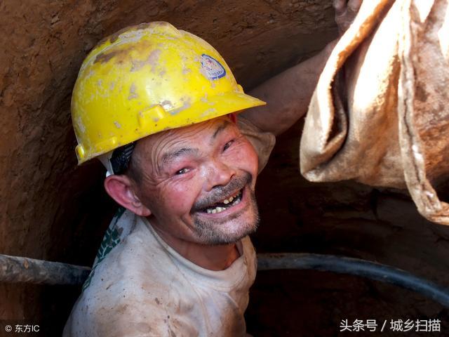 烈日下农民工心酸图片