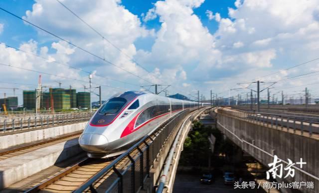 广州南高铁站图片