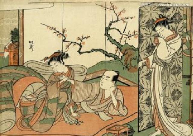 【图】大内秘本 中国古代秘戏图 鸳鸯秘谱 上下一套... _阳明故纸