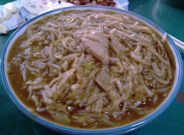 关中四大名吃:韩城羊肉胡卜的起源和制作方法!_手机搜狐网
