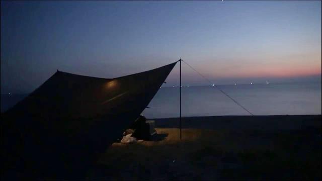 户外运动经验分享:九种海边露营方法让你愉快度过这个火热的夏天