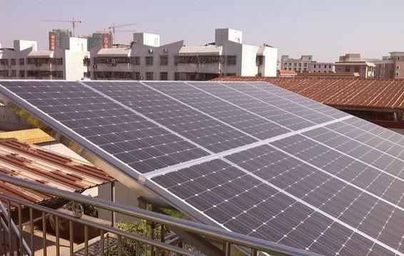 太陽能板60w發電量多少