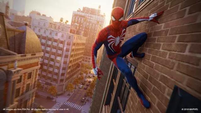 《漫威蜘蛛侠》初体验:是蜘蛛侠,更是彼得帕克