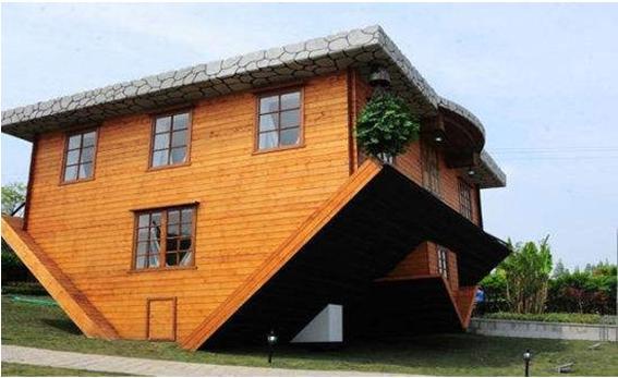 房屋简笔画
