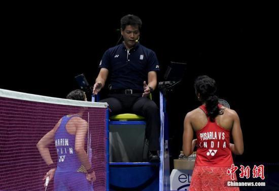 (2018.08.05)羽毛球世锦赛 女单决赛 马琳vs辛杜