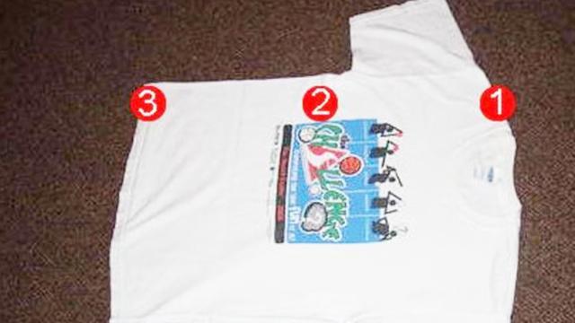 t恤如何收纳?t恤原来是这样存放的-5号网