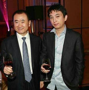 王健林是谁女婿 王健林的老丈人是谁简历和背景_YY粉丝网