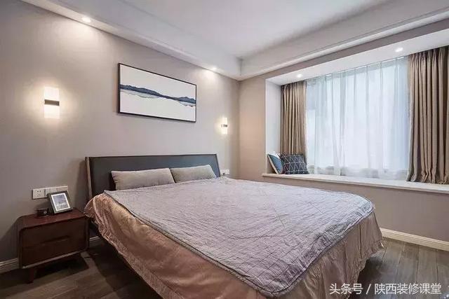 34款装修最简单的卧室,最有品味