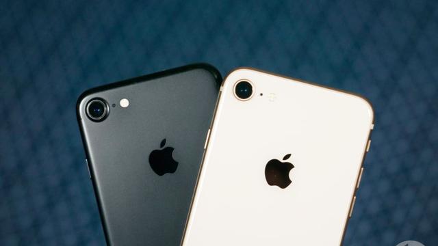 iPhone7对比iPhone8,这差距看得我十分尴尬!