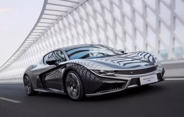 中国品牌跑车售价75万,百公里4.6秒的前途K50正式上市