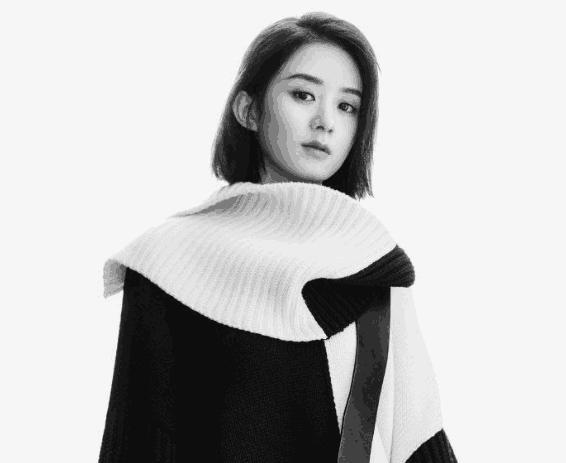 赵丽颖最新杂志照曝光 网友:这美的也太高级了吧